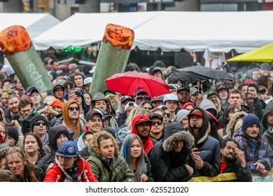 e8c73d5981a TORONTO CANADA APRIL 20 2017 TWO Stock Photo (Edit Now) 625521023 ...