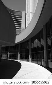 TORONTO, CANADA - JULY 24, 2020: The Toronto City Hall building.