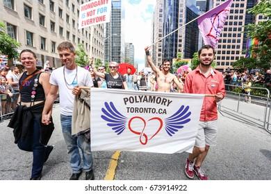 Polyamory dating site toronto