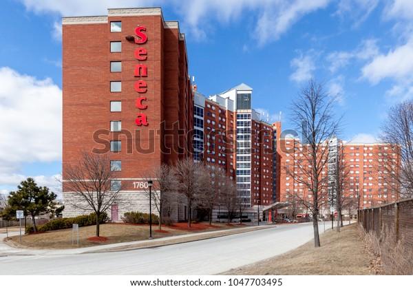 Toronto Canada March 11 2018 Building Buildings Landmarks Stock Image 1047703495