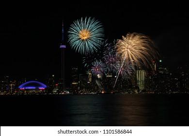 Toronto, Canda Day, 1st July