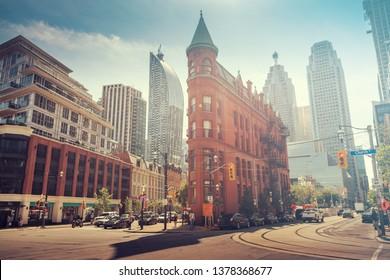 Toronto city view, Canada