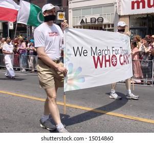 Toronto Gay Pride Parade, 2006.