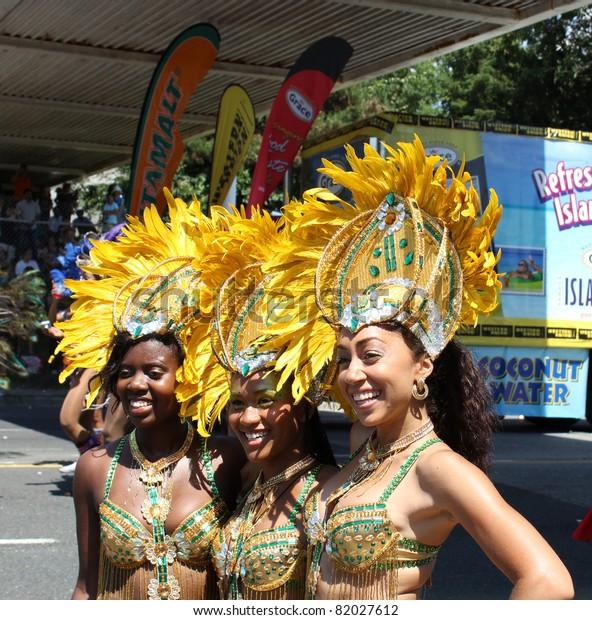 Toronto July 30 Annual Caribana Parade Stock Photo (Edit Now) 82027612