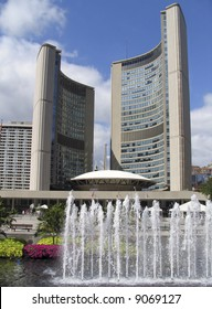 Toronto New City Hall