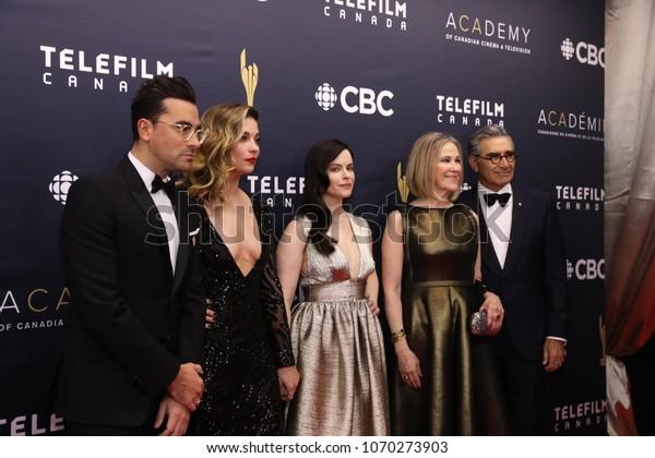 Toronto Ontario Canada March 11 2018 Stock Photo (Edit Now