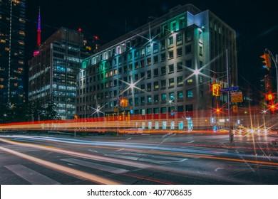 Toronto Street Lights