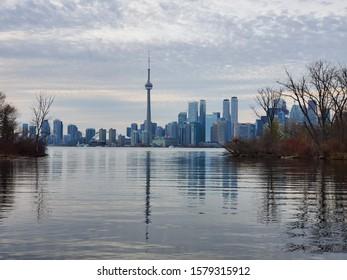 Toronto View from Toronto Island.