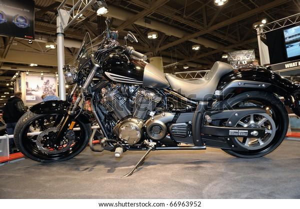 Torontodecember 10yamaha Cruiser Motorcycle Subsidiary Star