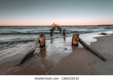 Torpedo in Gdynia