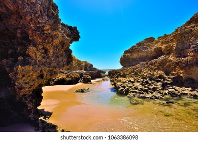 Torquay is promoted as the Surfing Capital of Australia with huge waves, beautiful sand beach and cliffs. Torquay Beach was the site of the first malibu board demonstration in Australia, back in 1956