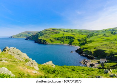 Torr Head on the Causeway Coastal Route, County Antrim, Northern Ireland