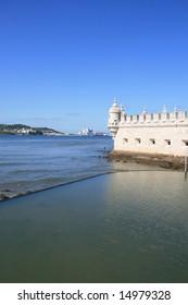 Torre de Belem in Portugal