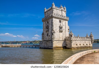 Torre de belem, Belem tower, Lisboa, Portugal