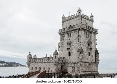 Torre de Belém (Belem Tower) in Lisbon, Portugal