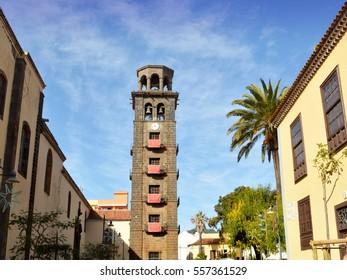 Torre de la concepcion.la Laguna,tenerife