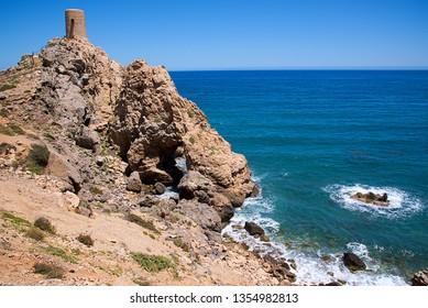 The Torre del Pirulico, Mojacar