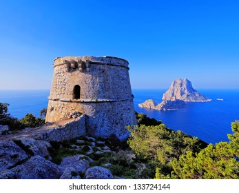 Torre des Savinar, Ibiza, Balearic Islands, Spain