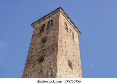 Torre di città - Via Gioberti, Vercelli, Piedmont, Italy