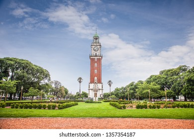 Torre Monumental or Torre de los Ingleses (Tower of the English) is a clock tower in the district of Retiro in Buenos Aires Argentina.