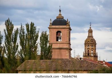 Torres de San Pedro y de Santiago el Mayor