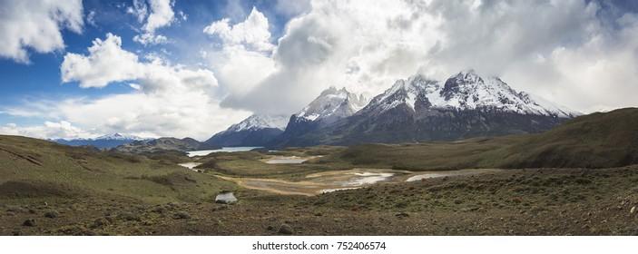 Torres del Paine National Park - Chilean Patagonia