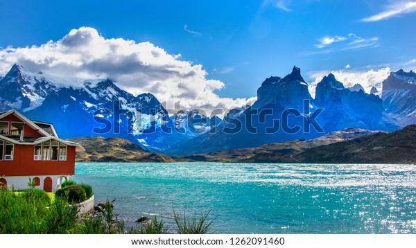 Torres Del Paine National Park Chile Stock Photo (Edit Now
