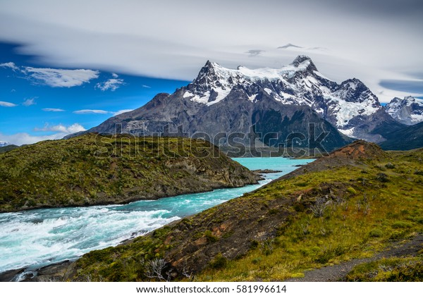 Torres Del Paine National Park UNESCO Chili Patagonia