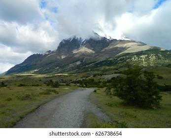 Torres del Paine park, Patagonia, Chile