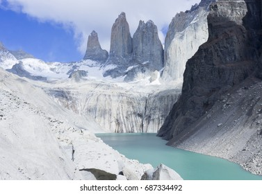 Torres del Paine, Patagonia, Chile, South America