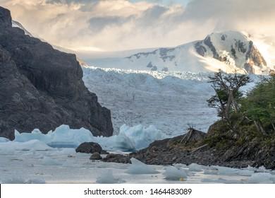 Torres del Paine Trek in Patagonia, Chile, South America