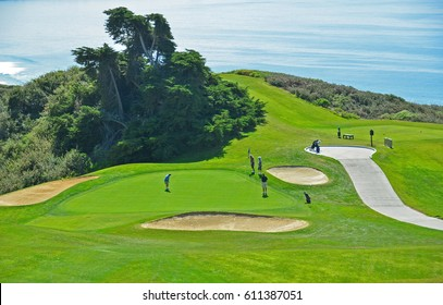 Torrey Pines Golf Links (North Course), San Diego, California, USA