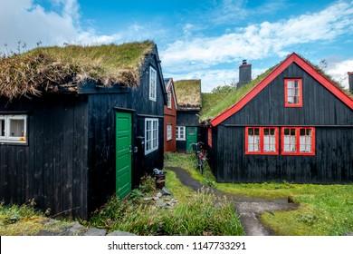 Torshavn capital of Faeroe