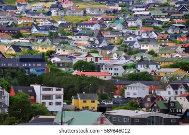 Torshavn - capital of Faroe Islands