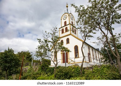 Torshavn Cathedral is the second oldest received church of the Faroe Islands, on Tinganes in the old town of Torshavn.