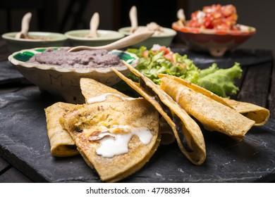 tortilla bread Mexican style