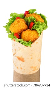 Chicken Nugget Wrap Hd Stock Images Shutterstock