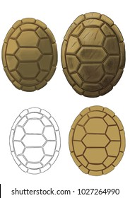 tortoise shell design
