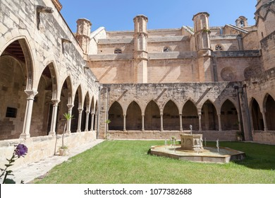 TORTOSA,SPAIN-MAY 16,2012:Cathedral of Tortosa,Catalonia.