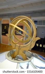 Torun/Poland 04.05.2019  Nicholas Copernicus museum in torun poland