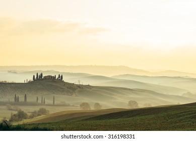 Toscana landscape