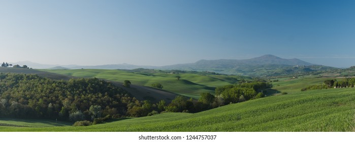 Toscana view Panorama