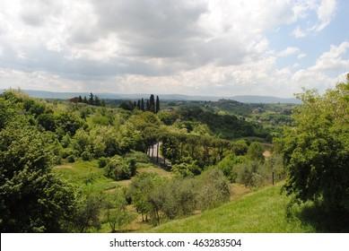 Toscany, Italy