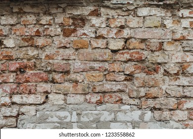 Tost brick wall texture - Stock image