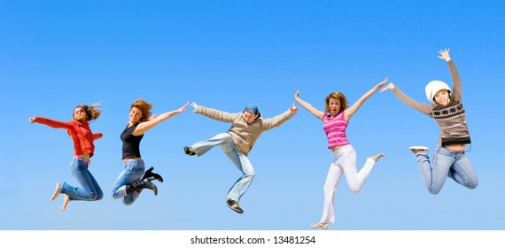 total jumping