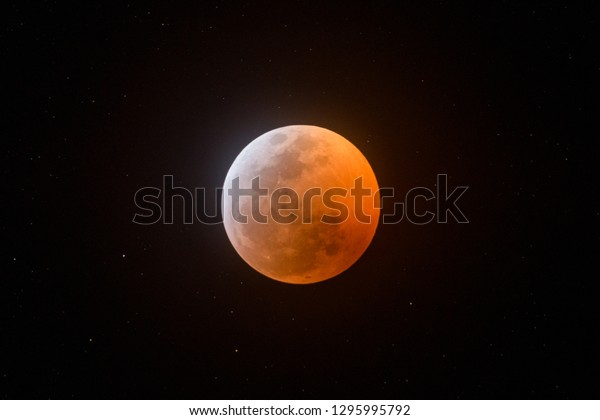 Total Lunar Eclipse of January 20, 2019