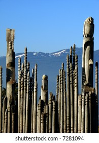 Totems and mountains