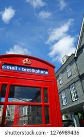 totnes in great britain