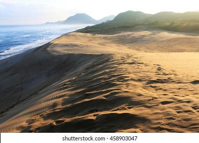 Tottori dune, Japan
