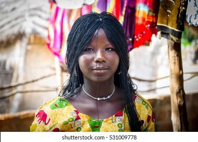 Senegal beautiful women